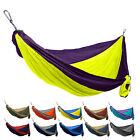 Grand Trunk Double Parachute Nylon Hammock Outdoor Camping Travel Lightweight