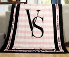 NEW SUPER SOFT Victoria's secret PINK blanket * Free shipping image