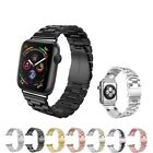 Replacement For Apple Watch Series 3 2 4 Bracelet Strap Metal Band 38mm 42mm image