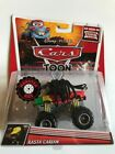 isney Cars Toon Deluxe Size MONSTER TRUCK RASTA CARIAN 2013