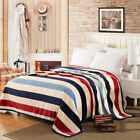 5539 Comfortable Blankets Throws Flannel Fleece Thick Warm Blanket Bed Sofa Bedd