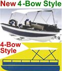 NEW+4+BOW+BOAT+BIMINI+CONVERTIBLE+TOP+COVER%2CPONTOON+78%22%2D86%22+FOLDING+FRAME