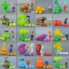 Plants Vs Zombies Toys  shooters Game Figure Toy PVC  New fast shipping