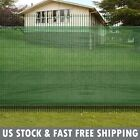 New Privacy Screen Fence Mesh Windscreen Outdoor Garden Fencing Net Shade Cover