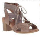 Rockport Cobb Hill Hattie Taupe Women's Gladiator Sandal