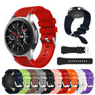 For Samsung Galaxy Watch 46mm Replacement Wrist Strap Band Bracelet Accessory image