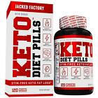 Keto Diet Pills - Weight Loss, Fat Burner, Appetite Suppressant, Electrolytes