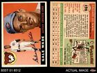 1955 Topps #196 Gale Wade Cubs VG/EX