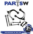 8Pc Kit Tie Rod Sway Bar Control For Magnum Chalenger Charger 05-10 2Yr Warranty