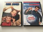 Dumb & Dumber and Bruce Almighty DVD movies Jim Carrey