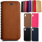 Magnetic Flip Synthetic Leather Premium Book Case For Various Apple i Phones