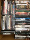 Box packed of 60 DVD, movies