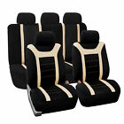 Universal Seat Covers Full Interior Seat for auto Car SUV Van 5 Colors