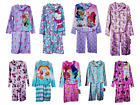 *NWT- HELLO KITTY, DISNEY - GIRL'S COLLAR FLANNEL PAJAMA SET - LICENSED   image