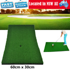 Nylon Grass Backyard Golf Practice Mat Turf Driving Range Training Aid Hitting