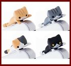 1pc Japan Nyanko lying cat Cell Phone Anti Dust Earphone Plug Cap 4 color pick 1