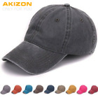 Plain Baseball Caps for Men Women Wide Brim Low Profile Adjustable Hat Men