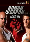 Human Weapon Compete Series Season 1 TV Show DVD NEW Martial Arts History
