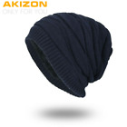 Winter Cap Autumn Beanies Hat Unisex Plain Warm Soft Skull Knitting Cap