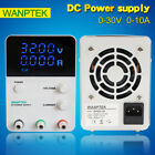 Mini Adjustable Switch DC Power Supply GPS3010D Output 0-30V 0-10A AC110V/220V