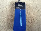 Nike Running Nike Spark Cushioned Wool Crew Socks BlUE/BLUE SX7188-431  1 Pr