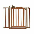 Richell USA Richell One-Touch II Pet Gate