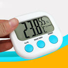 CX-202 LCD Digital Thermometer Hygromete Indoor/Outdoor Weather Station Tester