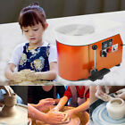 25CM 250W Pottery Wheel Ceramic Machine For Ceramic Work Clay pottery mold 110V image