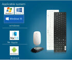 High Quality Ultra-Thin 2.4Ghz Cordless Wireless Keyboard and Optical Mouse U