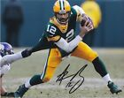 Aaron Rodgers Green Bay Packers autographed 8x10 photograph RP