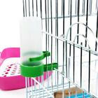 Portable Water Fountain Bottle Feeder Drinking Waterer Container For Pet Bird US