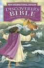 Discoverer's Bible : New International Version, Hardcover by Zondervan Publis...