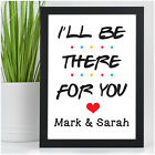 Personalised TV Show Gifts for Couples Him Her Boyfriend Wife Husband Birthday