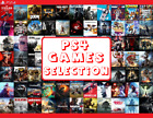 Playstation 4 - PS4 Games **Pick From Your Favourite TITLES** - with Warranty