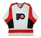Mitchell  Ness Philadelphia Flyers Vintage NHL Hockey Jersey