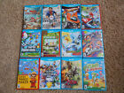 Nintendo Wii U Games! You Choose from Selection! Many Titles! $19.95 Each!