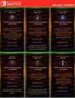 Внешний вид - Diablo 3 Nintendo Switch - 22x Bundle Legendary UNMODDED Gems (Max Rank)