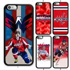 NHL Washington Capitals Rubber Case Cover For Apple iPhone iPod / Samsung Galaxy $9.49 USD on eBay
