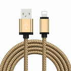 3m USB Cable Charger for Apple Phone X 8 7 6 5 iPad X Nylon Cord Fast Charge