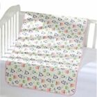 Baby Changing Pad For Infant Child Ecological Cotton Bed Waterproof Mat For Crib
