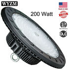 100W 150W 200W UFO LED High Bay Light Industrial Warehouse Food Factory Workshop