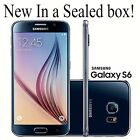 Samsung Galaxy S6 - New in a Box Worldwide Unlock Smartphone 3 Colors .