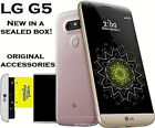 LG G5 - Original *New in a sealed box* F700 model unlock (3 colors available)