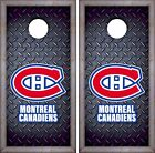 Montreal Canadiens Cornhole Skin Wrap NHL Luxury Decal Vinyl Sticker DR419 $39.99 USD on eBay