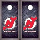 New Jersey Devils Cornhole Skin Wrap NHL Hockey Luxury Decal Vinyl Sticker DR420 $39.99 USD on eBay