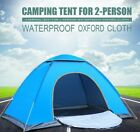Camping Tent Portable Waterproof Hiking Outdoor Anti-uv 2 Person Ultralight Fold