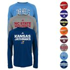 NCAA Outerstuff & Adidas Long Sleeve Performance T-Shirt Youth Size (S-XL) image