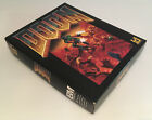 """Doom (PC game, 3.5"""" disk, boxed complete, RARE!)"""