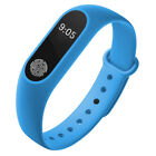 Fitness Smart Watch Band Pedometer Smart Brecelet Heart Rate Monitor Call Remind