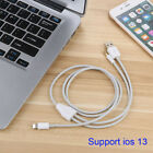 lighting to 3.5mm Audio and USB Charging Cable For iPhone XS XR X 8 7 plus